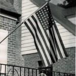 Betsy Ross American Flag Pattern