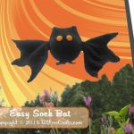 easy sock bat