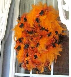 boa wreath