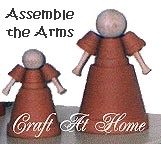 mrs gardener - assemble the arms