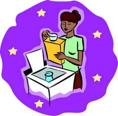 laundry scoop reuse