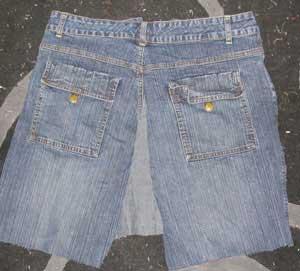 jean skirt sewing pattern 1907