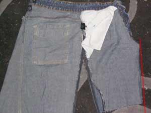 denim skirt pattern 1926