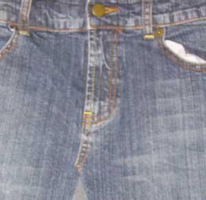 denim skirt pattern 1930