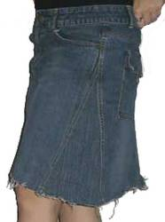 denim skirt pattern 2b