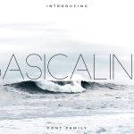 Basicaline Font Family