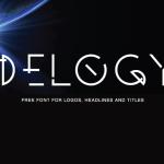 Delogy Typeface