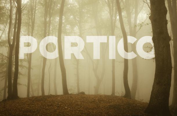 Portico Font