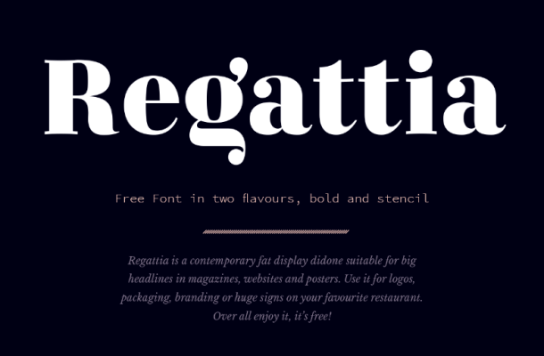 50+ Best Free Slab Serif Fonts of 2019 - Page 5 of 5 - All