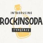 Rockinsoda Typeface