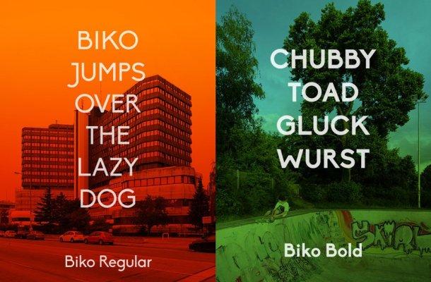 Biko Font Family