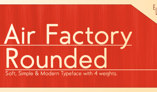 Air Factory Rounded