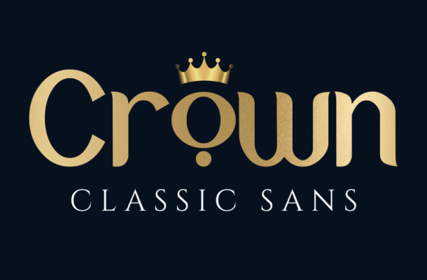 Crown Typeface