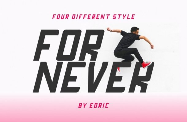 FORNEVER Typeface
