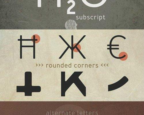 Kempton Typeface - All Free Fonts