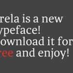 Brela Typeface