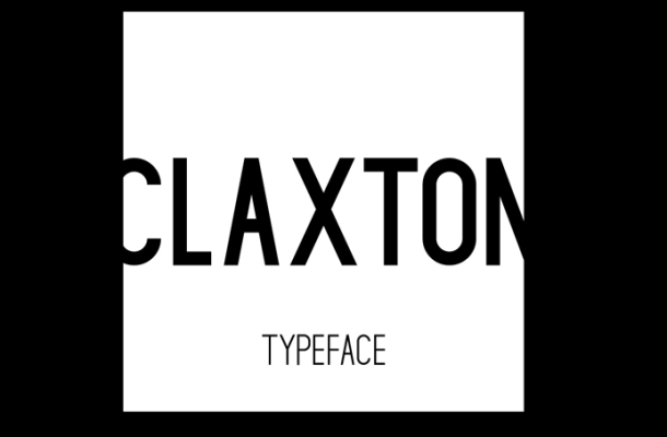 Claxton Font Family