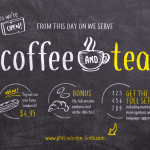 Coffee+Tea Font