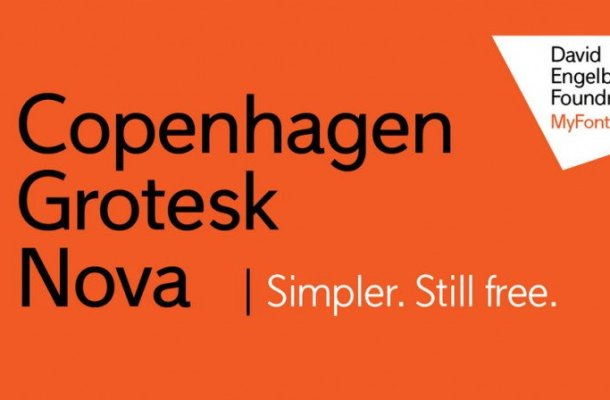 Copenhagen Grotesk Nova Font Family