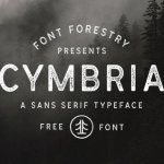 Cymbria Typeface