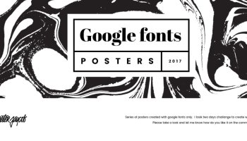 5 Google Fonts Trends and Combinations - All Free Fonts