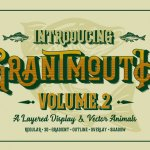 Grantmouth Typeface