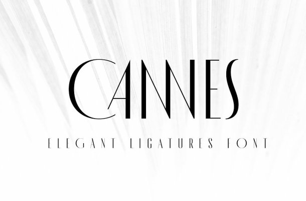 MADE Cannes Typeface