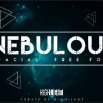 Nebulous Typeface