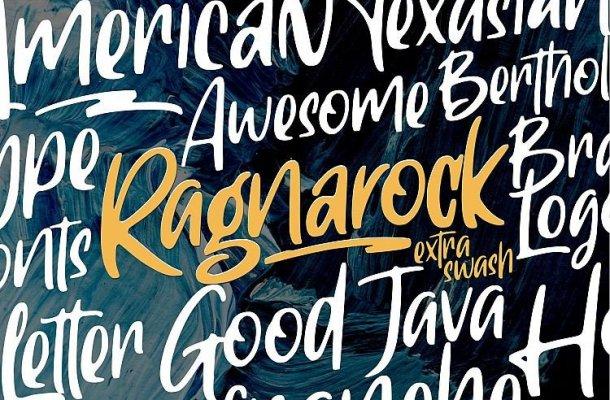 Ragnarock Script Font
