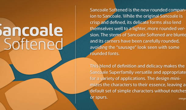 Sancoale Softened