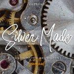 Silver Made Script Font