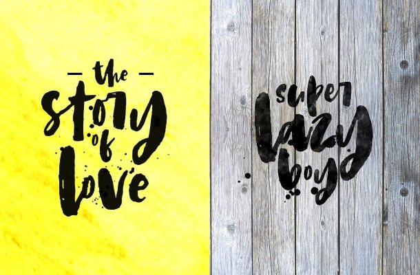 You Are Stranger Typeface