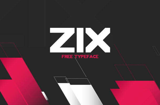 ZIX Typeface