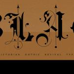 BLAQ Font Family