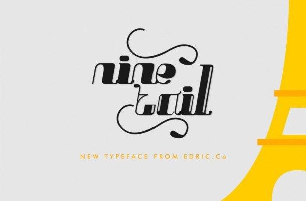NineTails Typeface