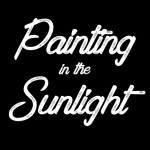 Painting in the Sunlight Font