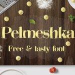 Pelmeshka – Font