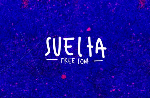Suelta Font