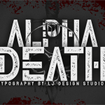 Alpha Death Typeface