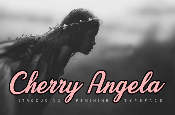 Cherry Angela Font