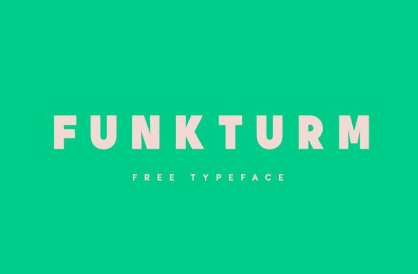 Funkturm Typeface
