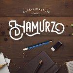Hamurz Font