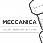 Meccanica Font Family