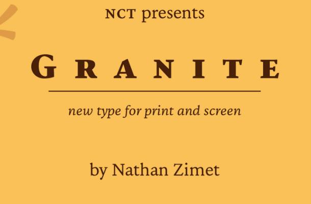 NCT Granite Font Family