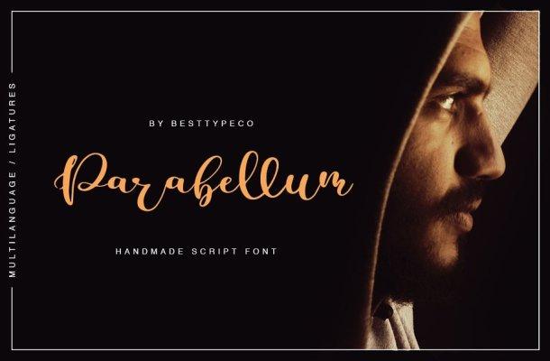 Parabellum Script Font