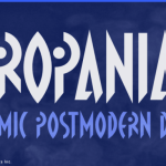Propaniac Typeface