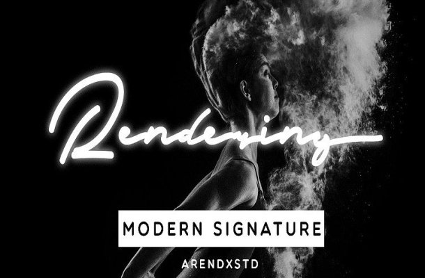 400+ Best Free Handwritten Fonts of 2019 - Page 3 of 66
