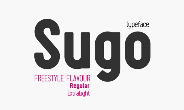Sugo Font