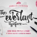 The Everlast Script Font