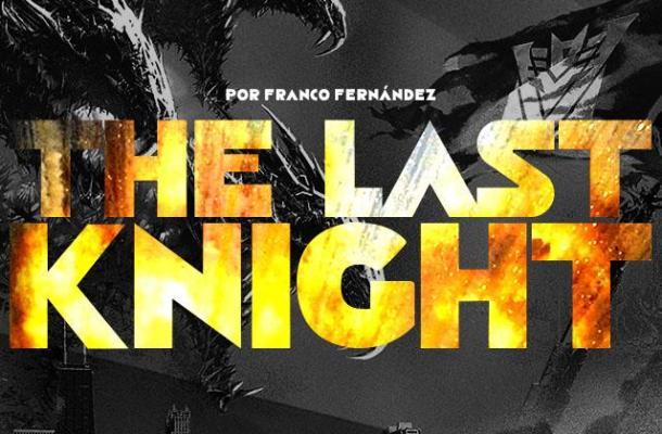 The Last Knight Font